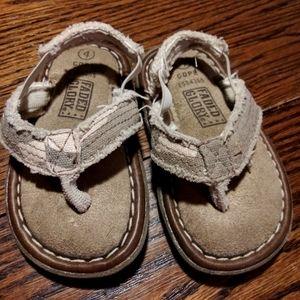 Faded Glory Camo Sandals